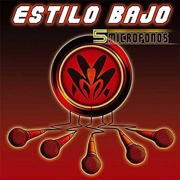 Cinco Micrófonos (feat. Jeru the Damaja)