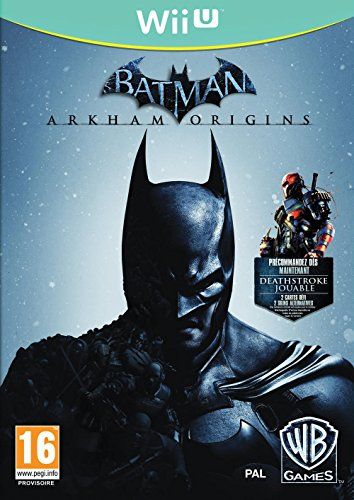 Batman Arkham Origins [Importación Francesa], usado segunda mano  Se entrega en toda España