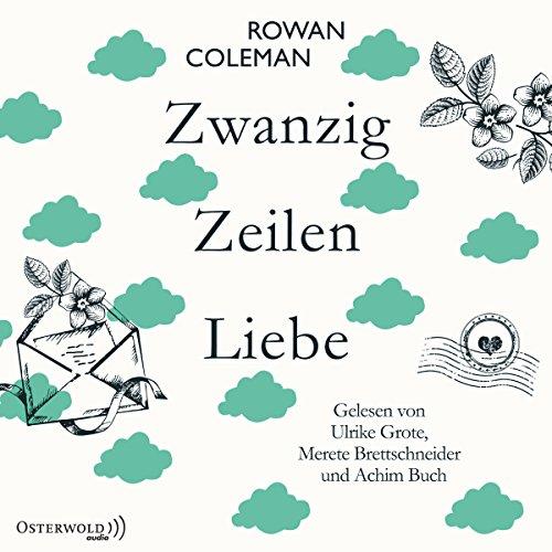 Zwanzig Zeilen Liebe audiobook cover art
