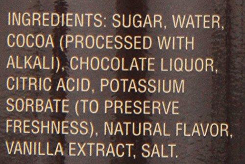 トラーニ『チョコレートモカソース』