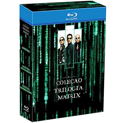 Coleção Trilogia Matrix
