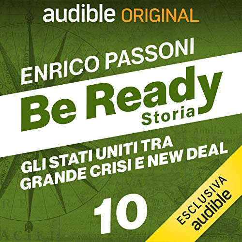 Gli Stati Uniti tra Grande crisi e New Deal cover art