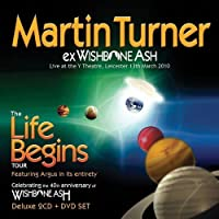 Life Begins: Expanded Edition by MARTIN TURNER