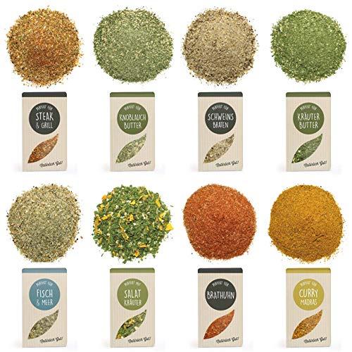 RINAMA – Lote de 8 mix de hierbas y especias...