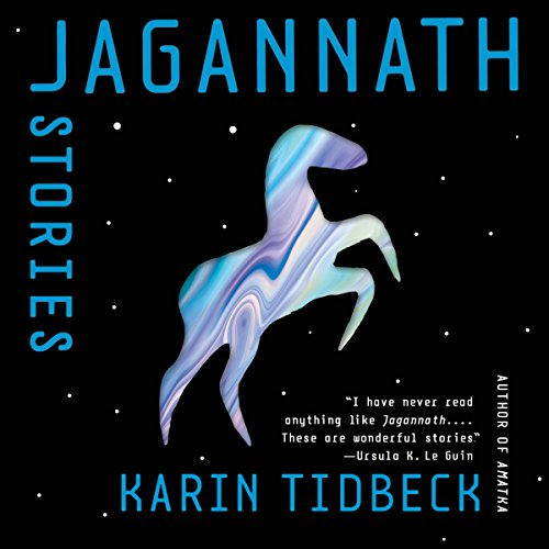 Jagannath audiobook cover art