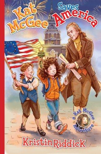 Kat McGee Saves America: Volume 3 (Kat McGee Adventures)
