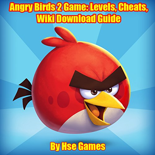 Angry Birds 2 Game audiobook cover art