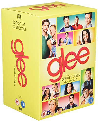Glee Complete Series (Seasons 1-6) DVD [UK Import]