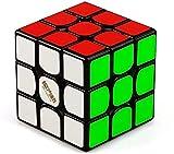 RENFEIYUAN 3x3x3 Upgrade Thunderclap V3 Magnetic Positioning Ma Toy magischer würfel (Color : Black W/PVC)