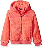 32 DEGREES Weatherproof Little Girls' Outerwear Jacket (More Styles Available), Two Toned-WG198-Coral, 5/6