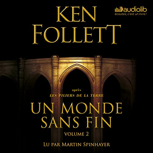 Un monde sans fin audiobook cover art