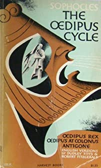 Image for Sophocles, the Oedipus Cycle, an English Version