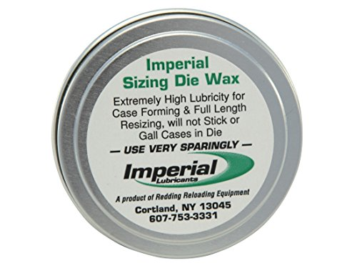 Cheap Imperial Redding Sizing Die Wax 2 Ounce Tin Md: 07600
