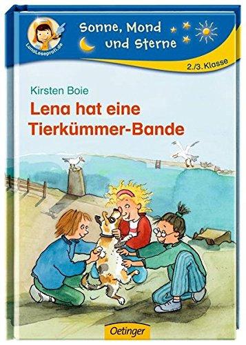 Lena hat eine Tierkümmer-Bande (Sonne, Mond und Sterne)