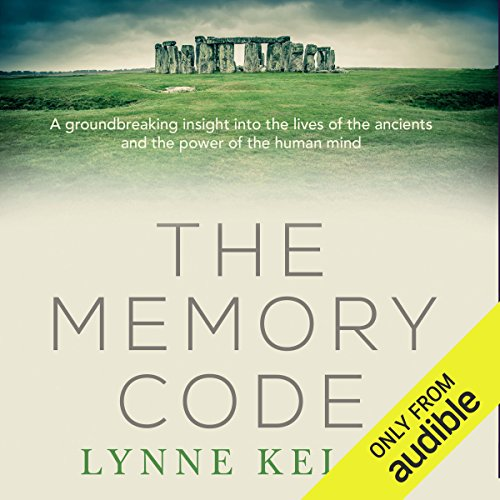 The Memory Code audiobook cover art