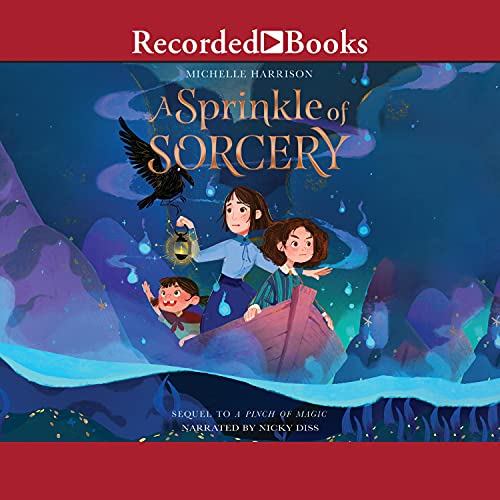 A Sprinkle of Sorcery cover art