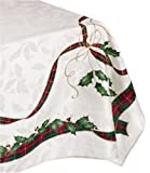 Lenox Holiday Nouveau Tablecloth, 60 by-104-Inch...