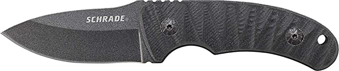 Schrade SCHF57 Fixed Blade Knife