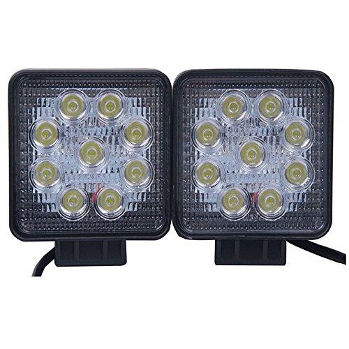 lars36027W LED faretto faro da lavoro Offroad Luce di inondazione 10V-30V supplementare di retromarcia faro fanale anteriore per trattori auto escavatore SUV, UTV, atv