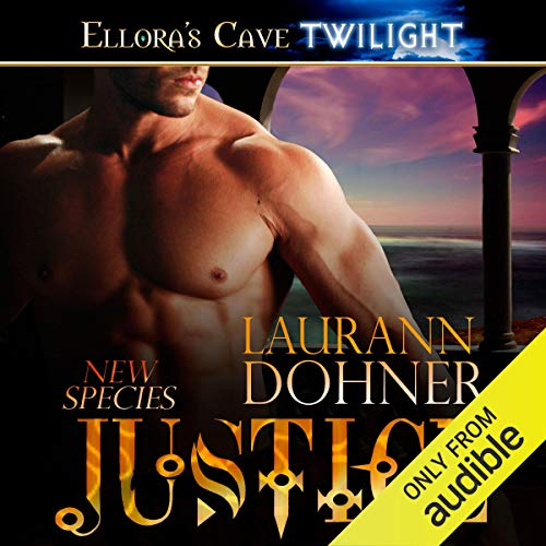Couverture de Justice: New Species, Book 4