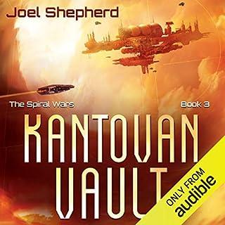 Kantovan Vault audiobook cover art