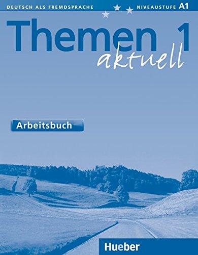 Themen aktuell. Arbeitsbuch. Per le Scuole superiori: THEMEN AKTUELL 1 Ab.intern.(l.ej.int.)