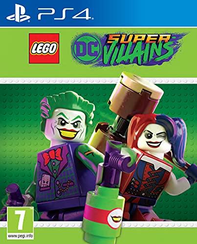 Lego Dc Super-Villains Ps4- Playstation 4