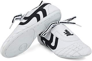 Zapatos de Taekwondo, Artes Marciales, Zapatillas de Deporte, Karate, Kung fu, Zapatos de Tai Chi. Zapatillas de Rayas Negras.