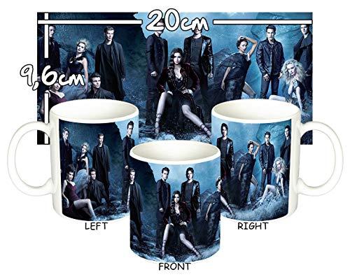 MasTazas Cronicas Vampiricas The Vampire Diaries B Tasse Mug