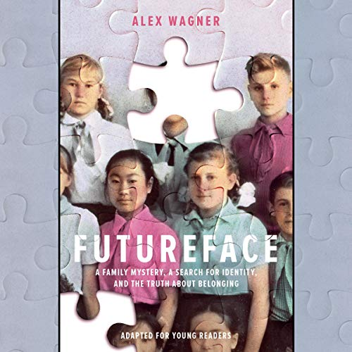 Futureface (Adapted for Young Readers) cover art