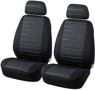 QXCOM Universal Auto Full Coverage Seats Covers Flax Fiber Car Seat Cover for KIA carens ceed cerato Forte k2 k3 k5 k7 Mohave Morning NIRO Optima Soul Spectra sportage 2 3 4
