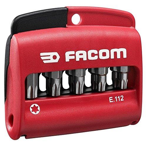 Facom E.112 - JUEGO 10 PUNTAS TORX