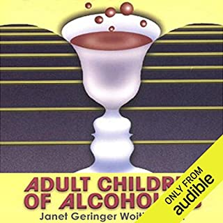 Adult Children of Alcoholics audiobook cover art