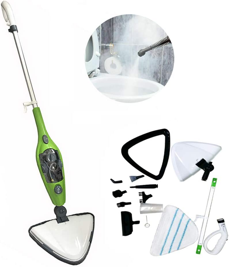 Steam Mop sold out 10 in 1 Cleaner Houston Mall for Detachable Hardwoo Handheld