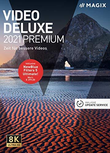 Video deluxe 2021 Premium – Zeit für bessere Videos! | Premium | PC | PC Aktivierungscode per Email