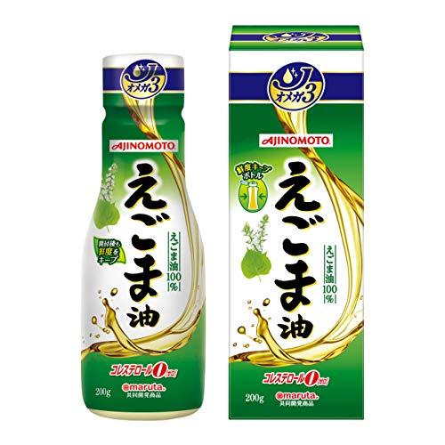味の素 えごま油 鮮度キープボトル 200g ×2本