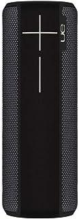 Ultimate Ears Boom 2 Tragbarer Bluetooth Lautsprecher, 360° Sound, Wasserdicht und Stoßfest, App Navigation, Kann mit weiteren Lautsprechern verbunden werden, 15 Stunden Akkulaufzeit   phantom/schwarz