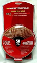 Monster Cable Speaker Wire - 50 Feet, 15.24m