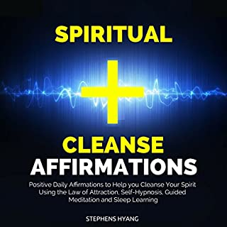 Spiritual Cleanse Affirmations cover art
