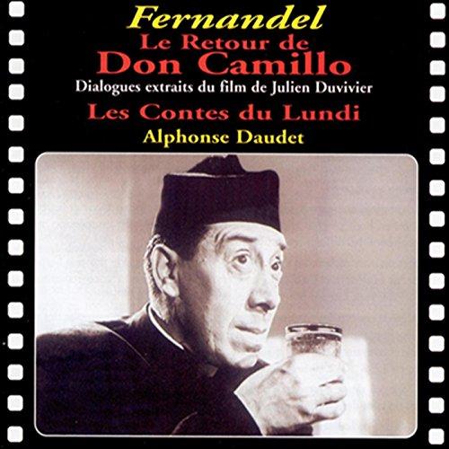 Couverture de Le Retour de Don Camillo / Les Contes du Lundi