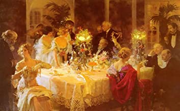 jules grun the dinner party
