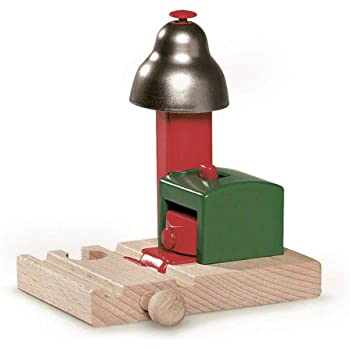BRIO Bahn 33754 - Magnetisches Glockensignal