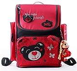 School Backpack Kids Boys Orthopedic Waterproof Schoolbag Book Satchel Primary Child Girls Backpack