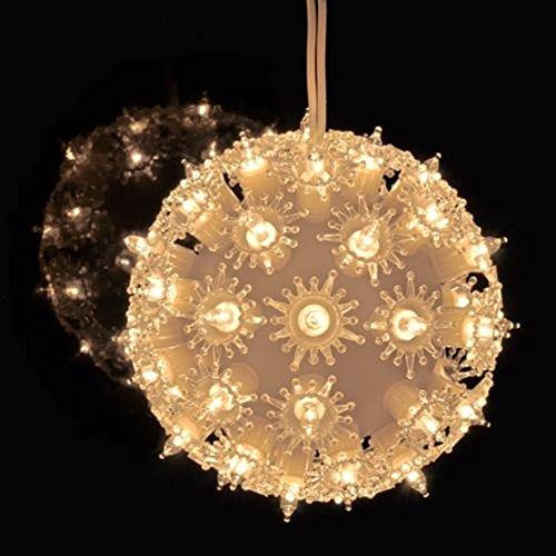LD Kerstmis decoratieve lichtbal met 50 lampjes Kerstmis kerstdecoratie raamdecoratie verlichting (levertijd is 3-7 dagen)