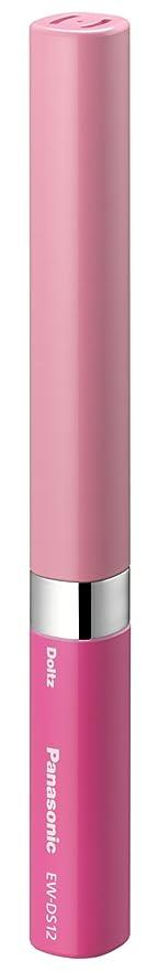 遷移経験尋ねるパナソニック 音波振動ハブラシ ポケットドルツ キッズ(ひとり磨き用) ピンク EW-DS12-PKD