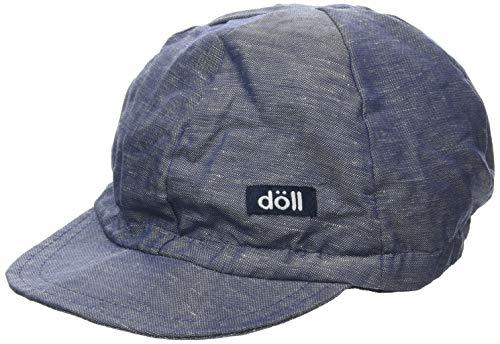 Döll Unisex Baby Baseballmütze Leinen Kappe, Blau (Total Eclipse|Blue 3000), (Herstellergröße: 51)