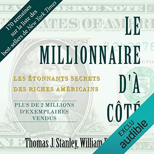 Couverture de Le millionnaire d'à côté