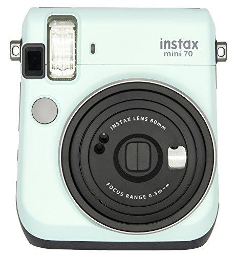 tax cameras Fujifilm Instax Mini 70 - ICY Mint Instax Mini 70 - Instant Film Camera (ICY Mint)