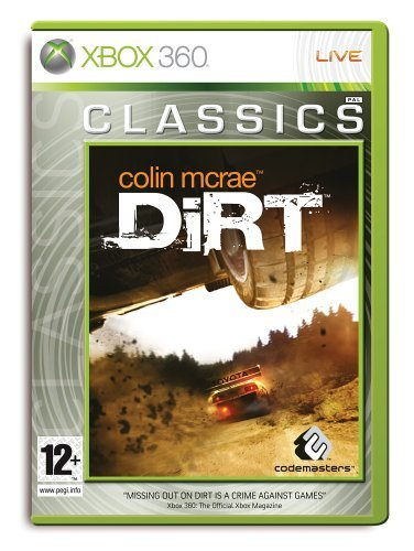 Codemasters Limited Colin Mcrae: Max 48% OFF Dirt Xbox Manufacturer OFFicial shop 360