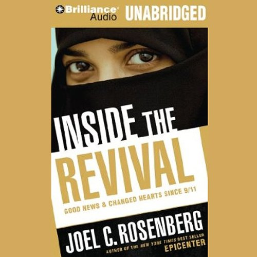 Inside the Revival audiobook cover art